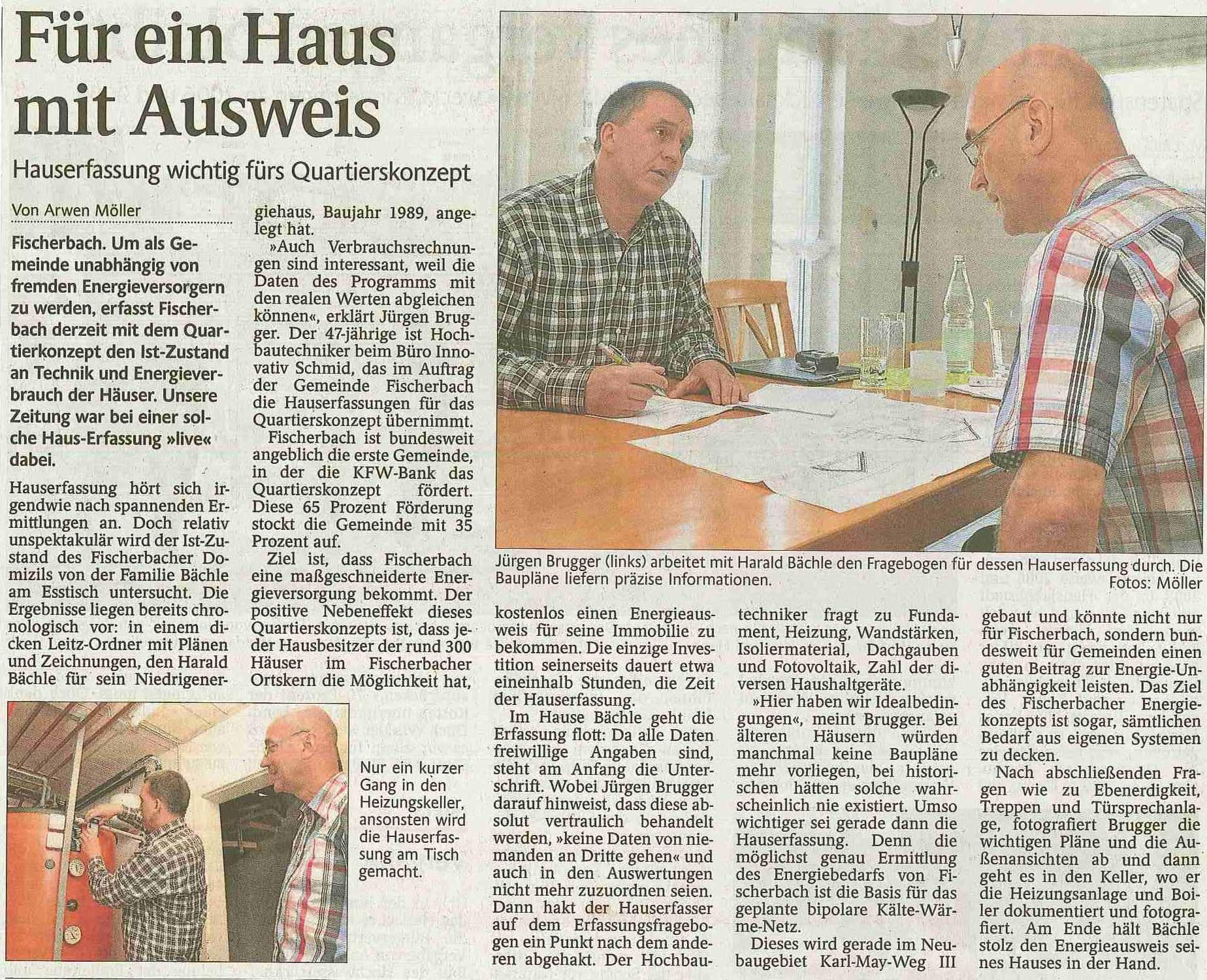 Harald Baechle Wiesenrain 1