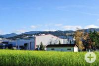 Unterharmersbach Blick vom Gewerbegebiet