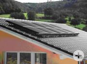 Absorber Dach